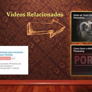 Como fazer uma Tela Final do Youtube Personalizada no Photoshop